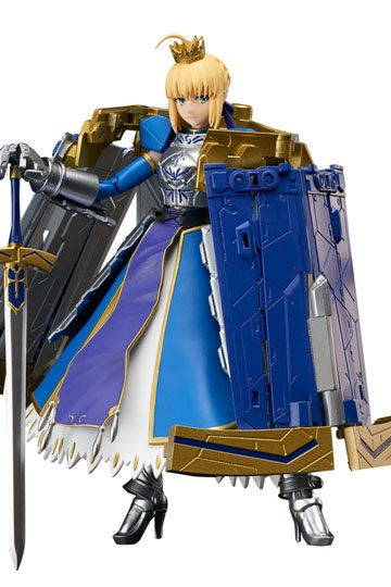 Fate Grand Order Figura Armor Girls Project Saber Arturia Pendragon Variable Excalibur
