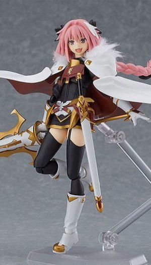 Fate Apocrypha Figura Figma Rider of Black 14 cm