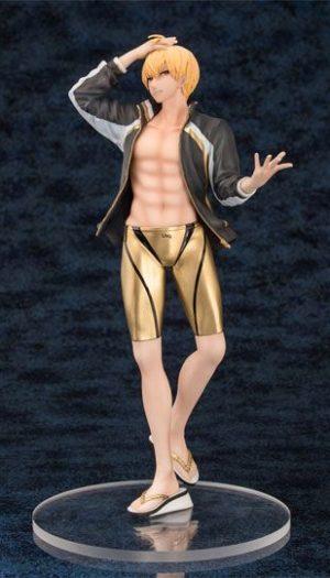 Fate EXTELLA Figura Gilgamesh Sanbi seyo Miwaku no Nikubi 01