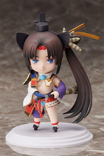 Fate Grand Order Figura Chara Forme Beyond Ushiwakamaru 01