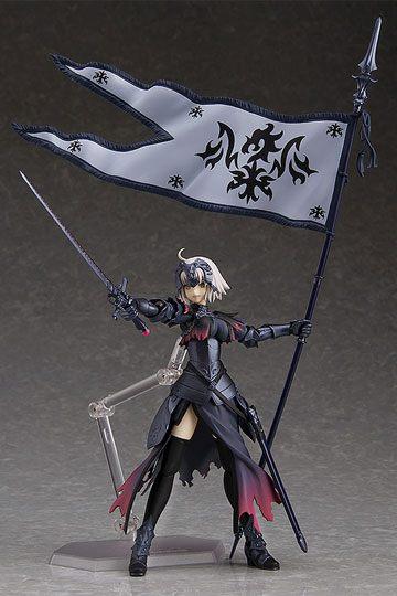Fate Grand Order Figura Figma Avenger Jeanne d'Arc 15 cm 01