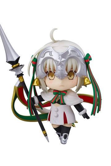Fate Grand Order Figura Nendoroid Lancer Jeanne dArc Alter Santa Lily 01