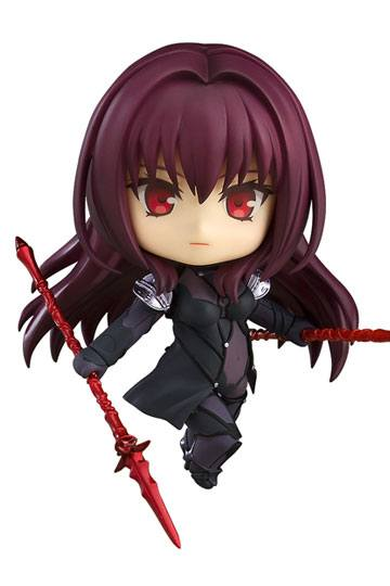 Fate Grand Order Figura Nendoroid Lancer Scathach 01