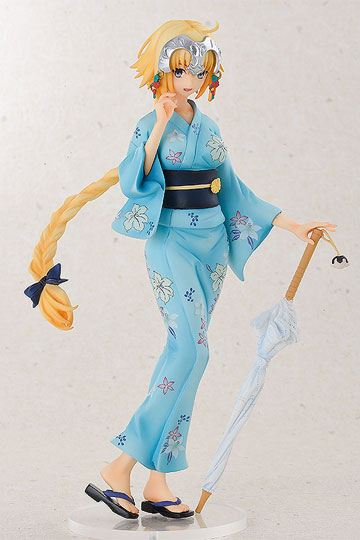 Fate Grand Order Figura Ruler Jeanne dAr Yukata Version 01