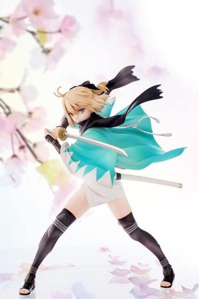 Fate Grand Order Figura Saber Souji Okita 05