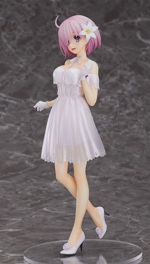 Fate Grand Order Figura Shielder Mash Kyrielight Heroic Spirit Formal Dress 23 cm