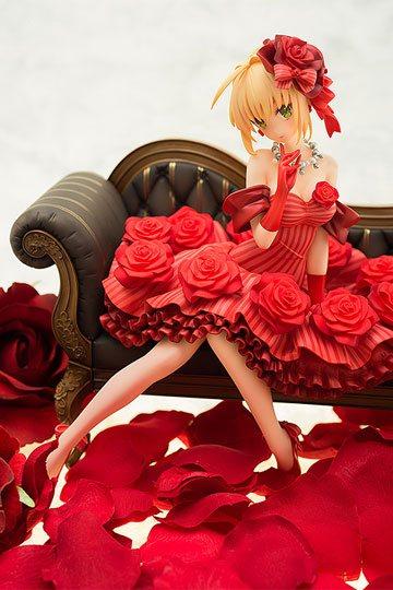 Figura Fate Extra Idol-Emperador Nero