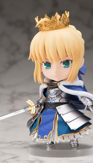 Fate Stay Night Chara Forme Saber Arturia Pendragon 01