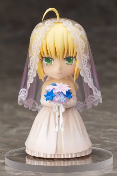 Fate Stay Night Chara Forme Saber Decimo Aniversario Royal Dress Version 01