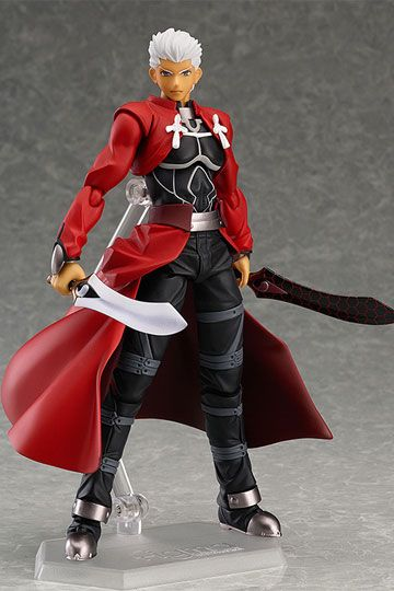 Fate Stay Night Figura Figma Archer portada