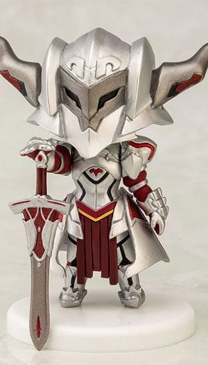 Figura Fate Apocrypha Niitengo Premium Saber of Red Helmet Version 7 cm