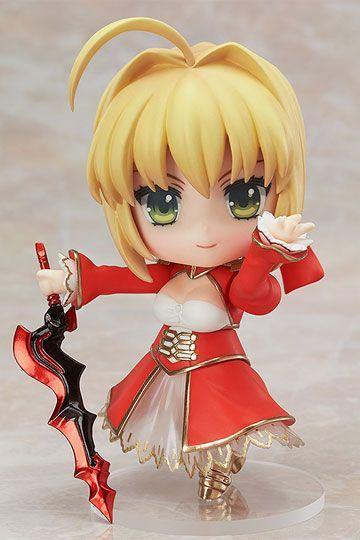 Figura Fate Extra Nendoroid Saber 10 cm