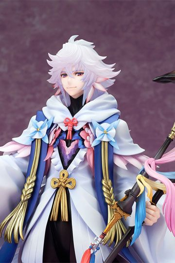 Figura Fate Grand Order Caster Merlin 28 cm