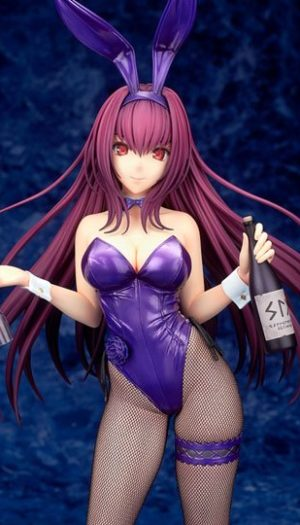 Figura Fate Grand Order Scathach Bunny